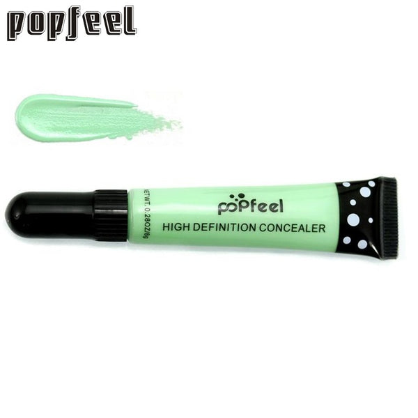 1PC Hose Concealer Trimming Cover Dark Circles Freckles Acne Cream Base Women Cosmetic Face Makeup Tool for Popfeel Brand 2FEB8