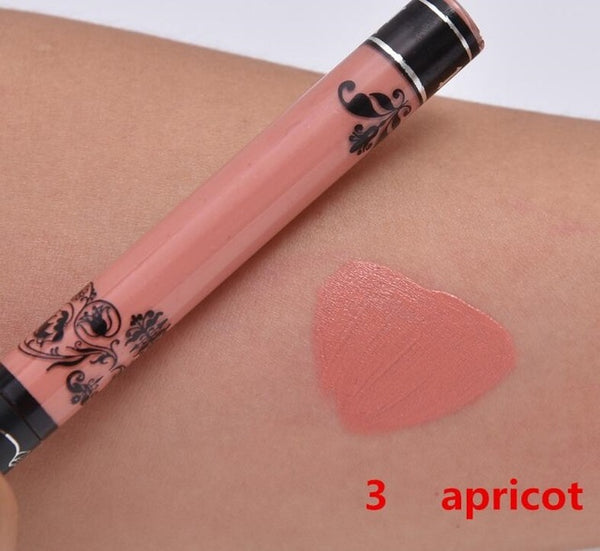 14 Color Liquid Lipstick Makeup Sexy Colors Lips Paint Matte Lipstick Waterproof Long Lasting Lipgloss Beauty Maquiagem 29092