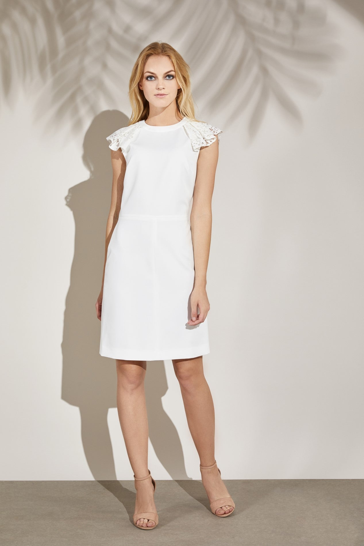 HEBE Ruffle Dress
