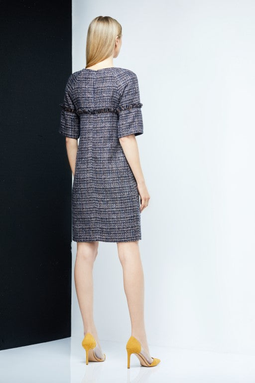 GRETA A-form Dress A
