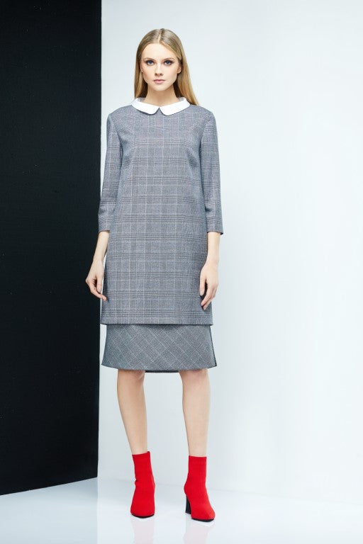 MARLENE Layered Dress