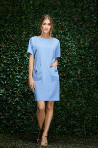 CATHERINE Pocket Dress A