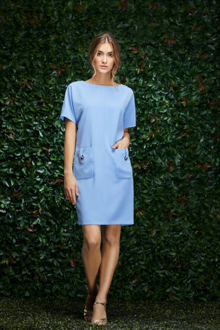 CATHERINE Pocket Dress