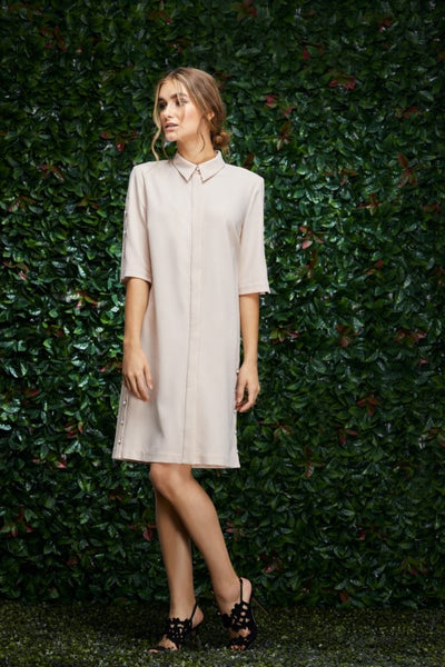 CATHERINE Shirt Dress