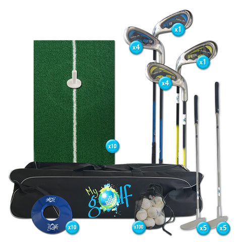 MyGolf Lower Primary Kit (No Balls)