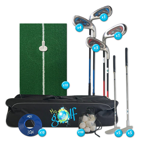 MyGolf Upper Primary Kit (No Balls)