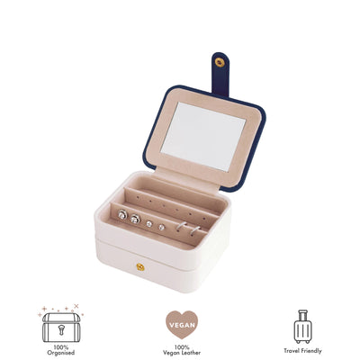 Lux Travel Jewelry Organiser