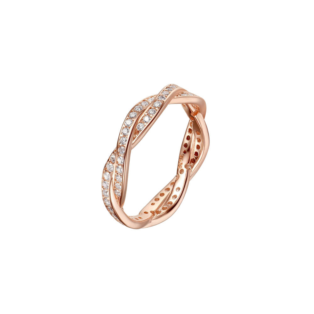 Liliana Rose Gold Ring