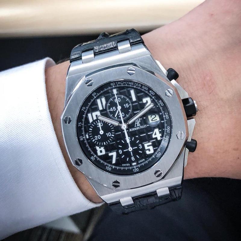 Audemars Piguet ROO Black Theme - Acquired Time