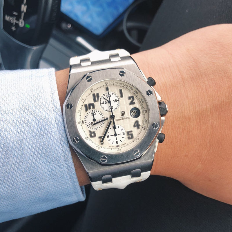 Audemars Piguet ROO Safari - Acquired Time