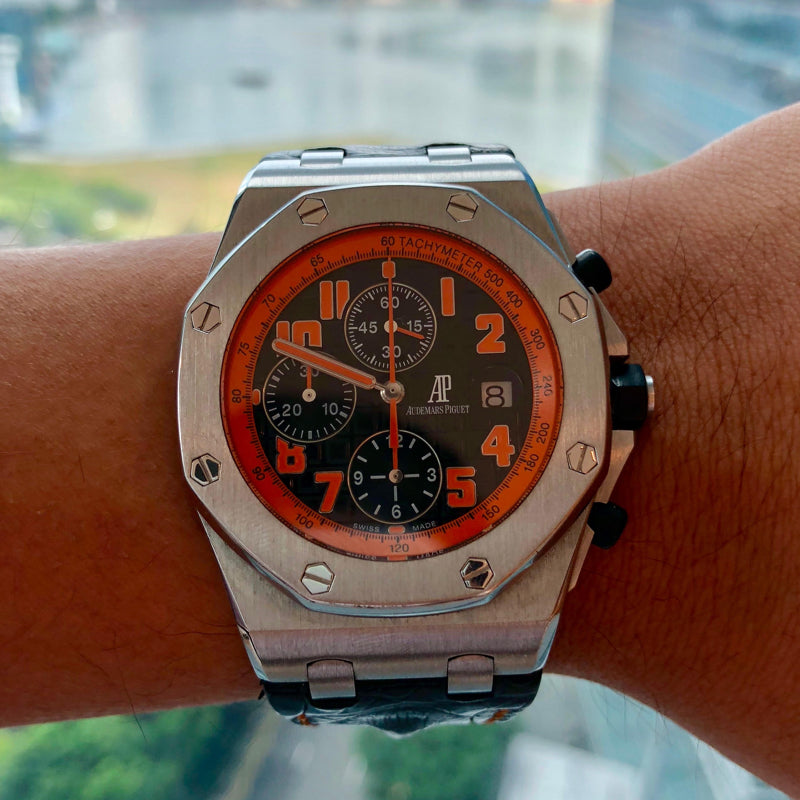 Audemars Piguet ROO Volcano - Acquired Time