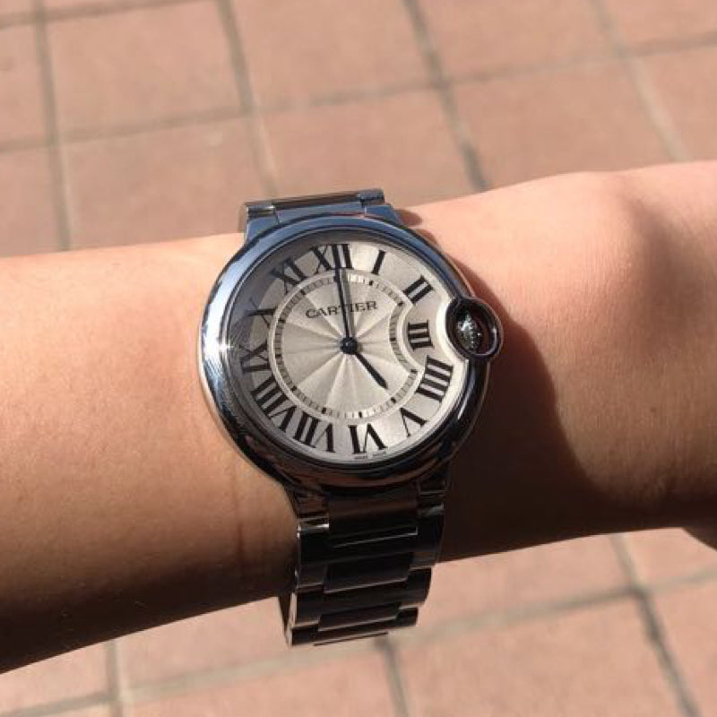 Cartier Ballon Bleu - Acquired Time