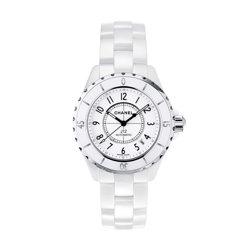 Chanel J12 (White) - Acquired Time