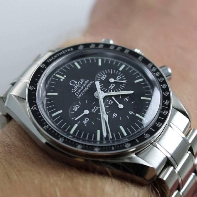 Omega Speedmaster - Acquired Time