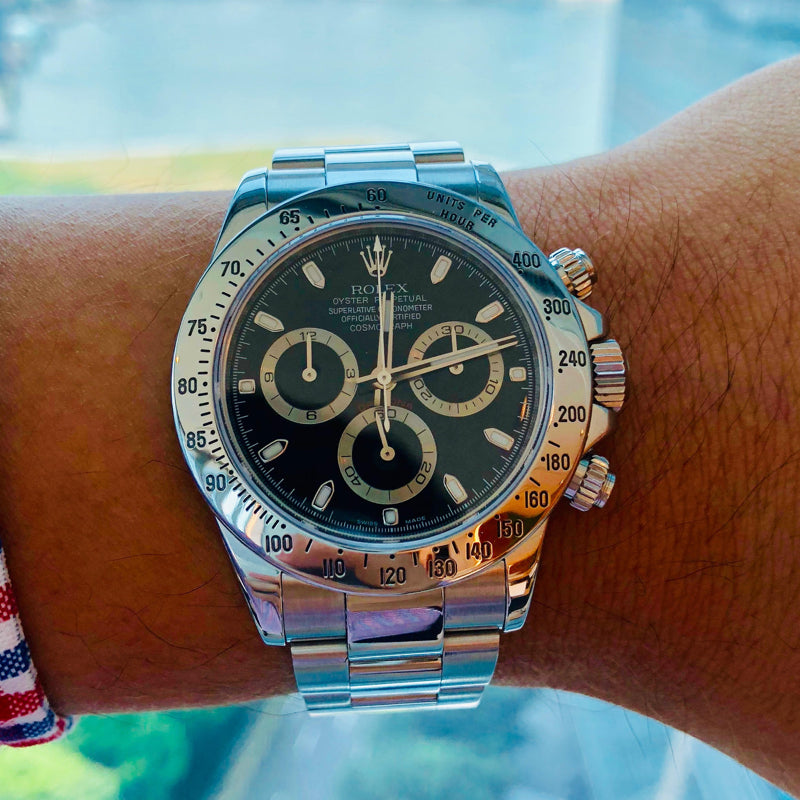 Rolex Daytona - Acquired Time