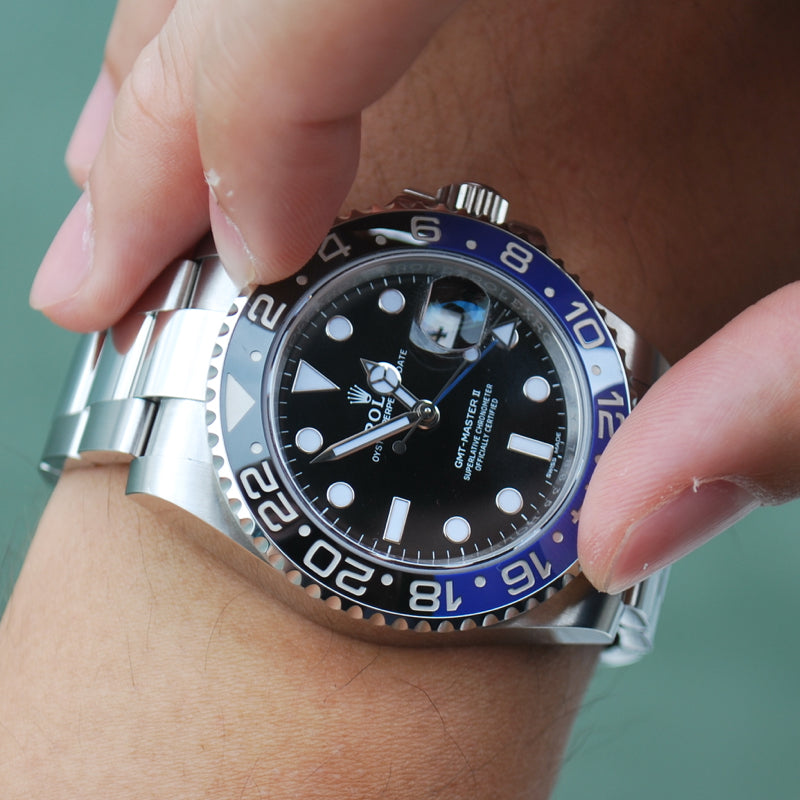 Rolex GMT Master II (Batman) - Acquired Time