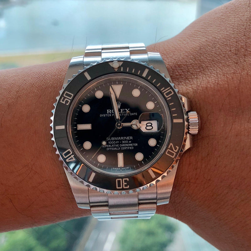 Rolex Submariner (Date) - Acquired Time