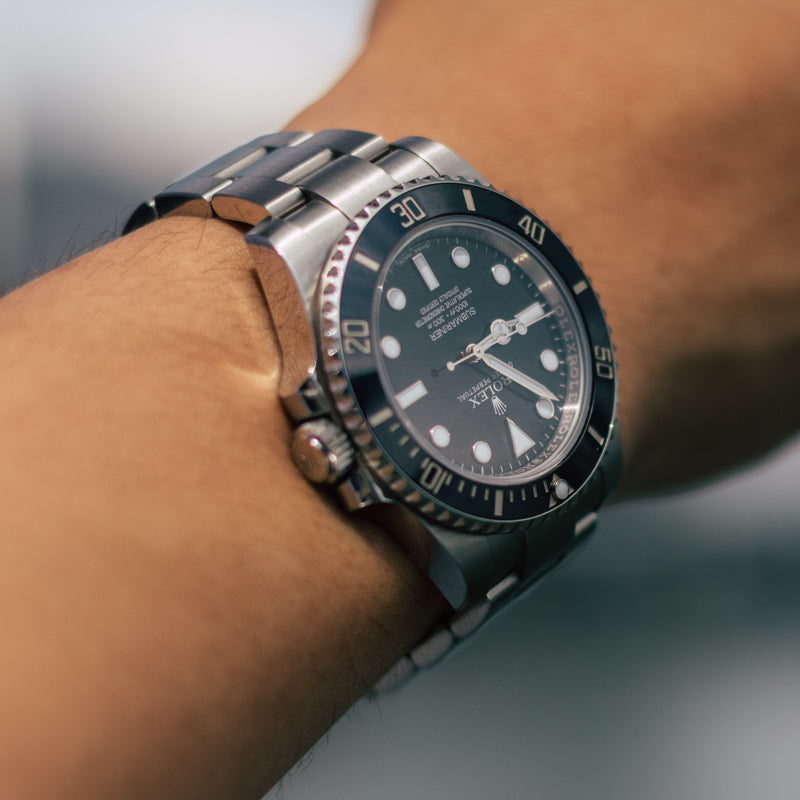 Rolex Submariner (No-Date) - Acquired Time