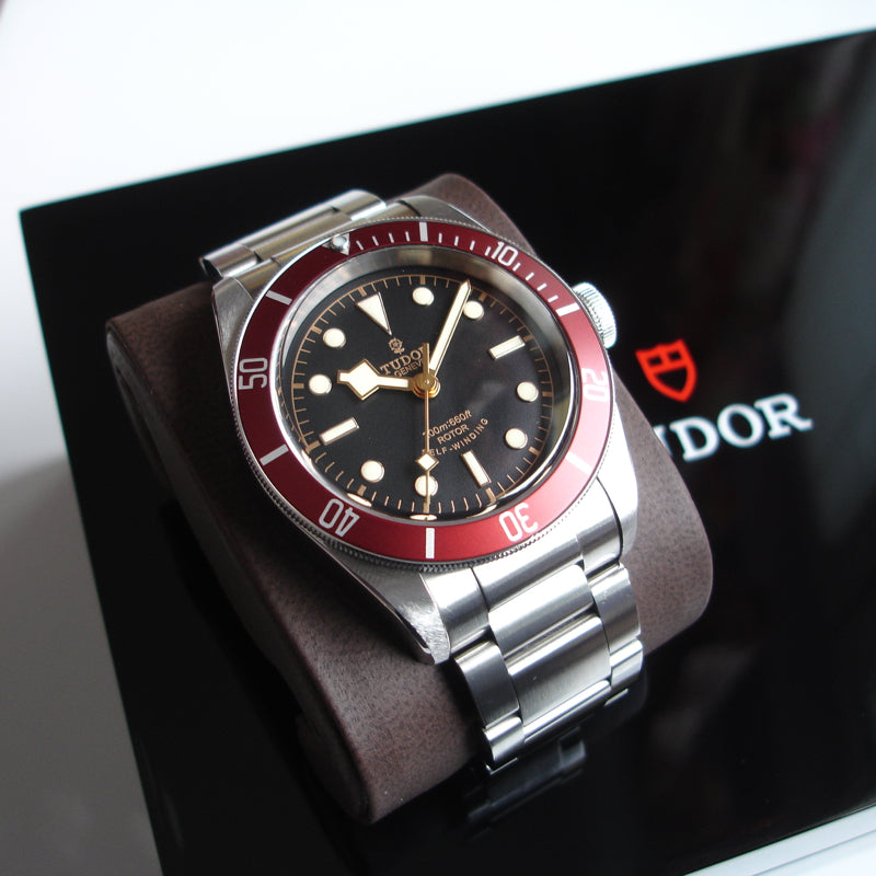 Tudor Black Bay (Red) - Acquired Time