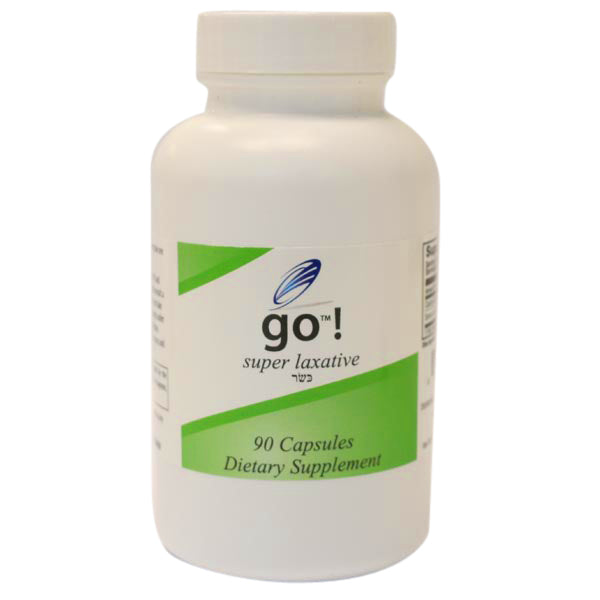 Go! - Nutritional Supplement for Laxative Effect