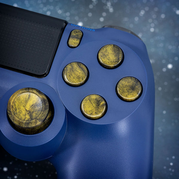 Playstation Dualshock 4: Midnight Gold