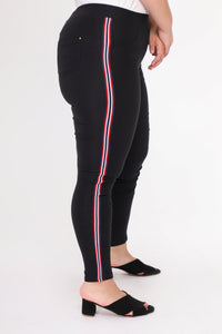 Leggins/Jeggins M/Kant - Plus