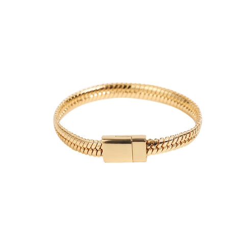 Sophisticated Lady armbånd - Guld