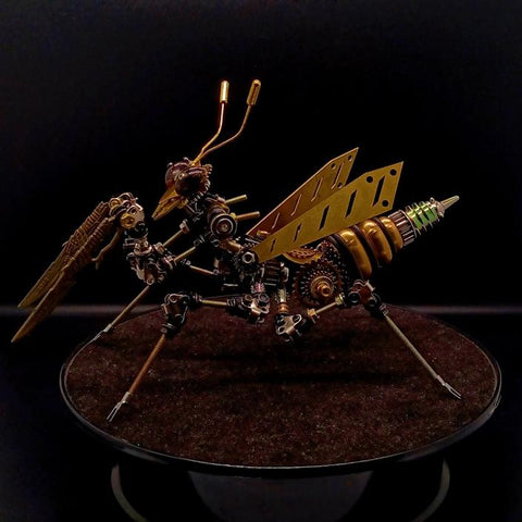 moyustore-3d-metal-assembly-diy-mechanical-mantis-insect-model-puzzle-kit