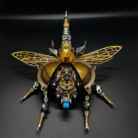 moyustore-assembly-diy-3d-metal-mechanical-war-beetle-with-sound-control-light