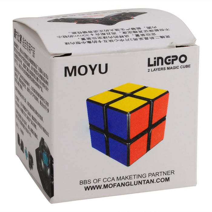 YJ83208 MoYu LingPo 2x2x2 Magic Cube - 50mm