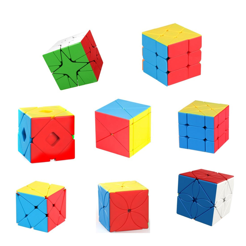 MFJS MeiLong Four Leaf Clover Cube Skewb Fisher Windmill  Cube