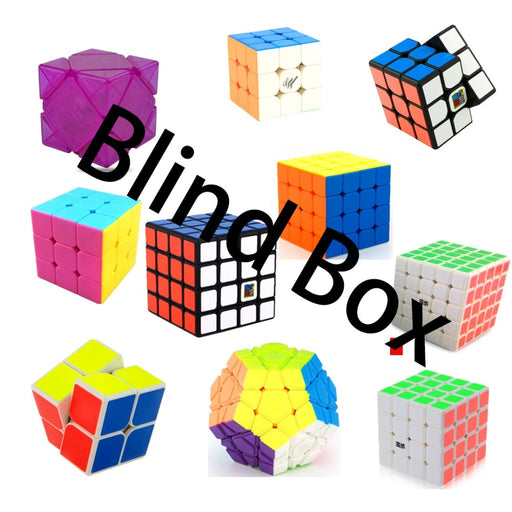 Moyucube Blind Box