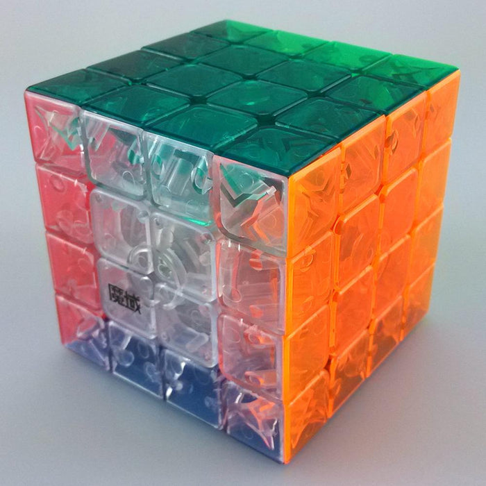 YJ8212 MoYu Aosu 4x4x4 Speed Cube for Competition - 62mm