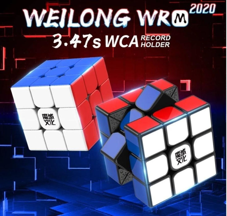 Moyu Weilong WR M 2020 WCA Speed Cube New Arrival