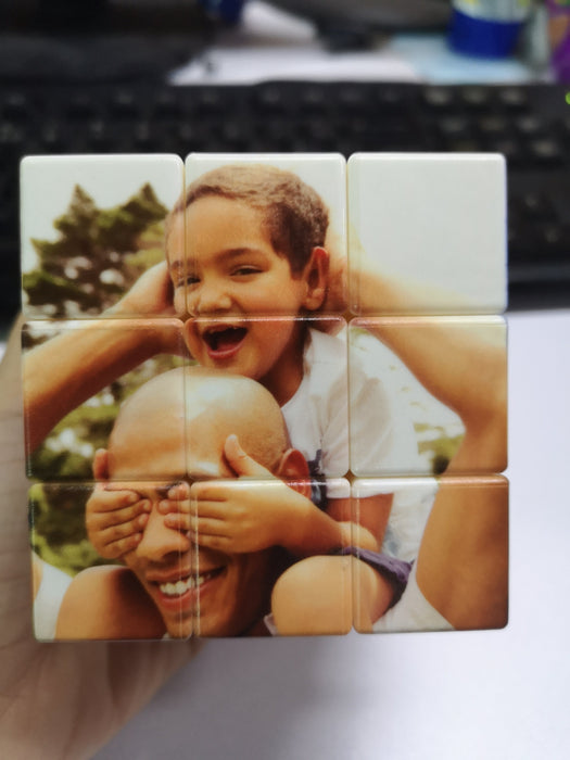 Customize your Own 3X3 Cubes from Moyustore - Stickerless