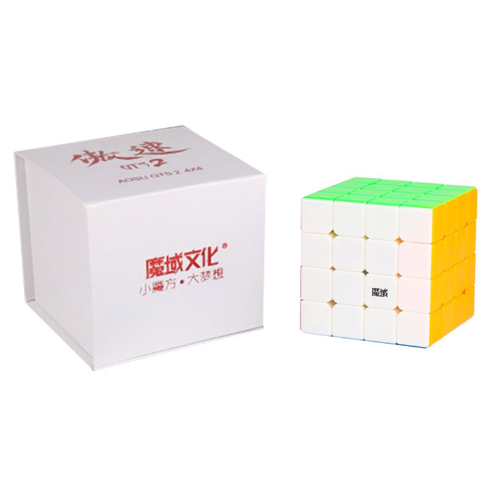 YJ8267 MoYu Aosu GTS2 Magic Cube 4x4