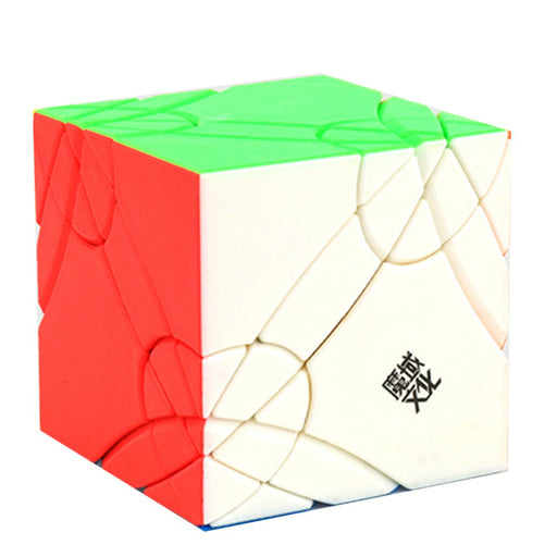 MoYu YJ8252 Axis Cube Time Wheel Magic Cube Stickerless