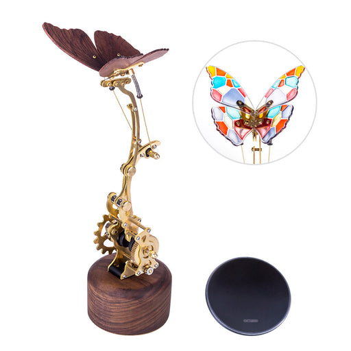 3D Mechanical Kinetic Flying Dreamy Butterfly Model Kits Pre-order