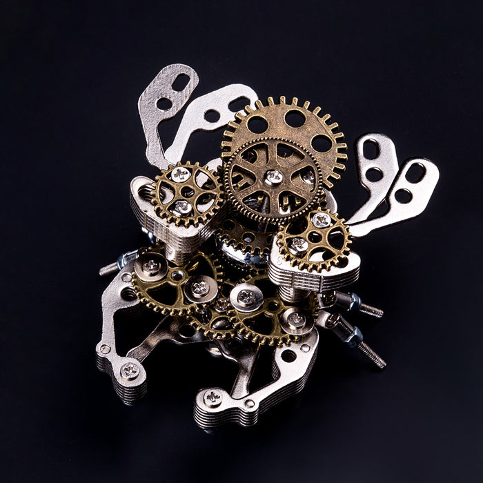 85Pcs 3D DIY Metal Beetle Insect Puzzle Model Jigsaw Puzzle Toys