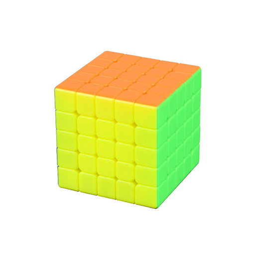 Yj8255 Moyu Aochuang Gts 5X5 Magic Cube Stickerless