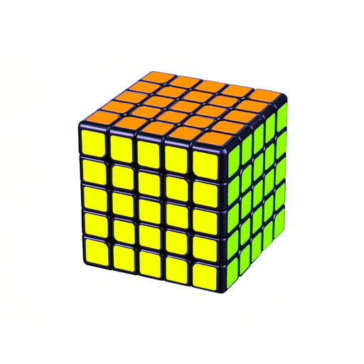 Yj8263 Moyu Aochuang Gts M 5X5 Magic Cube - Magnetic Version Black