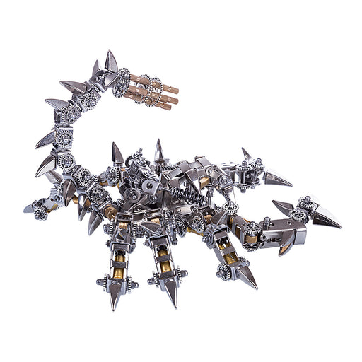 DIY Assembly 3D Mechanical War Scorpion Puzzle Model