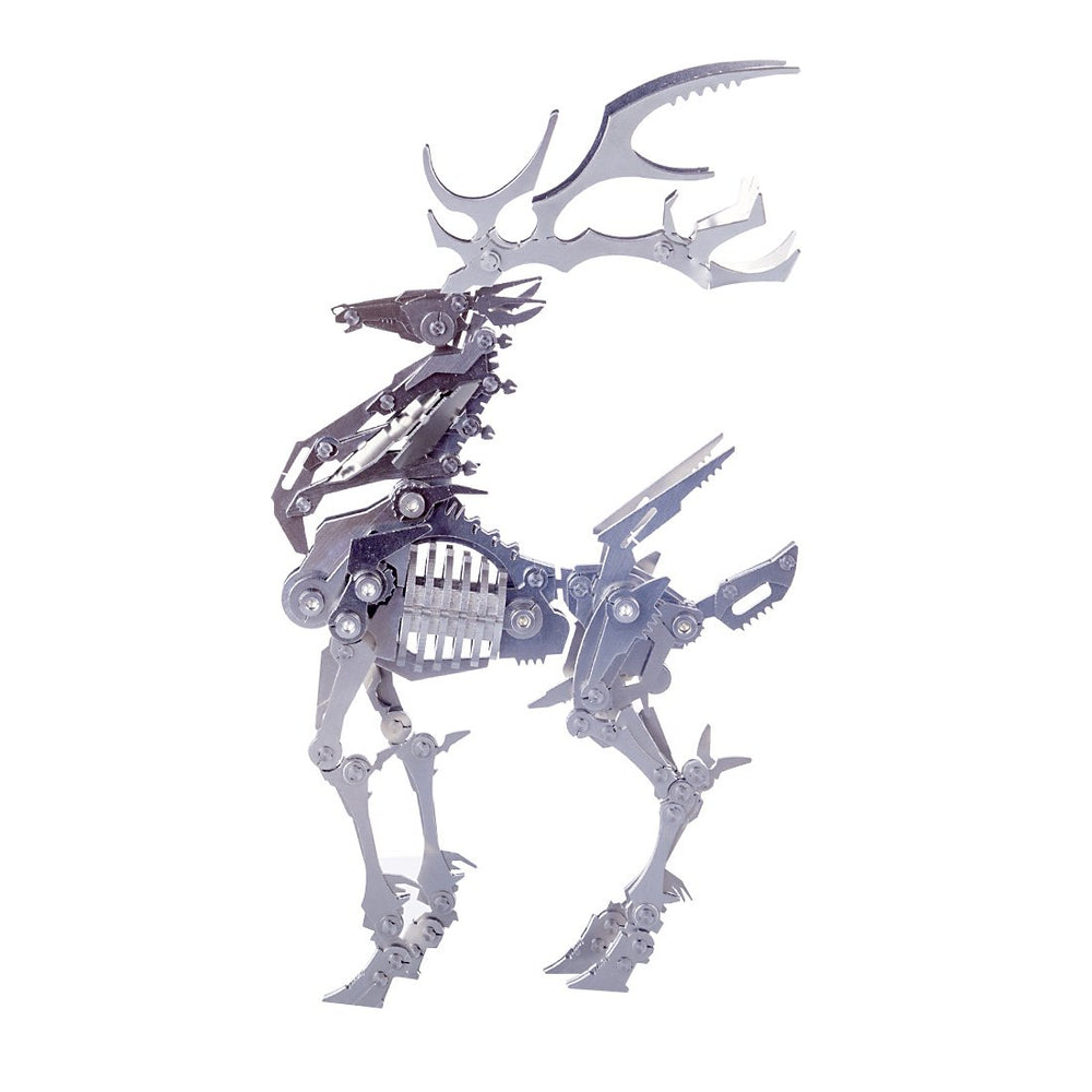DIY Assembly 3D Big Dreamy Elk Detachable Model Puzzle for Adults