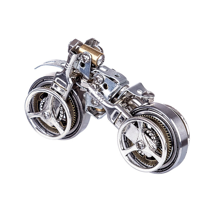 DIY Assembly 3D Metal Beach Buggy Motorcycle Puzzle Model Gift
