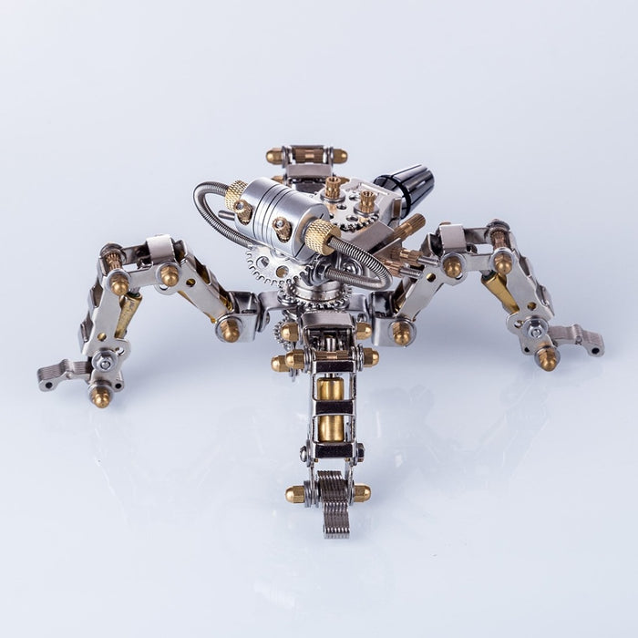 DIY Mechanical Sentry 3D Puzzle Model Assembly Jigsaw Toys