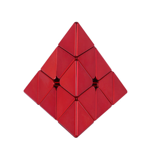 Electroplated Meilong Pyraminx