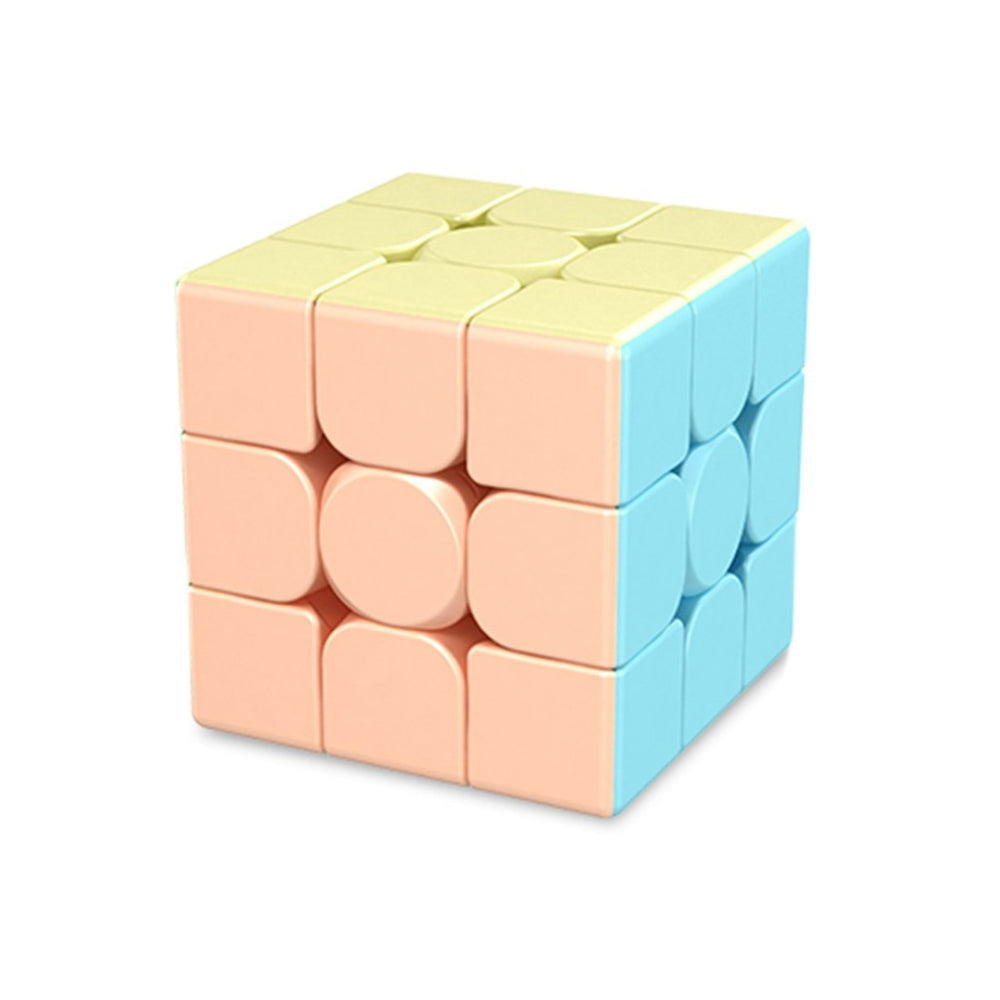 MFJS MeiLong 3x3 Rubik's Cube - Macarone (Stickerless)