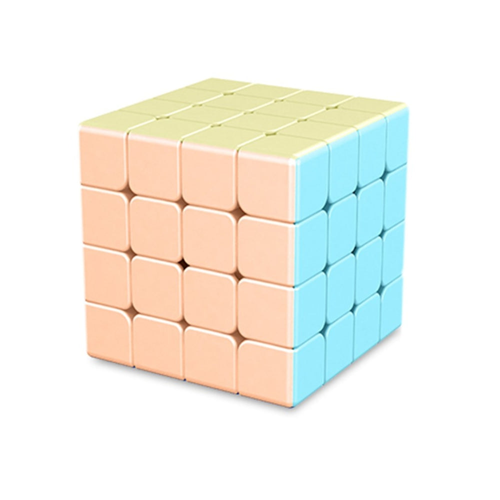 Macarone MFJS MeiLong 4x4 Stickerless Cube