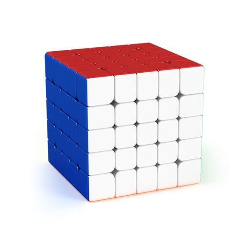 MFJS Meilong 5x5 M Magnetic Magic Cube - Stickerless