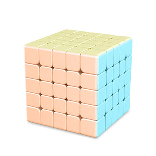 Stickerless Macarone MFJS MeiLong 5x5 Cube